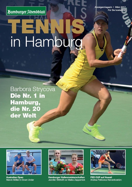 Tennis in HH März Titel